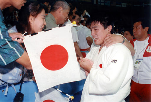 日本92年奧運金牌 柔道好手古賀稔彦過世