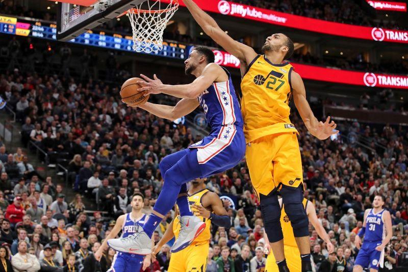 NBA/塞蒙斯和戈貝爾「嘴仗」背後 蘊含防守價值的改變