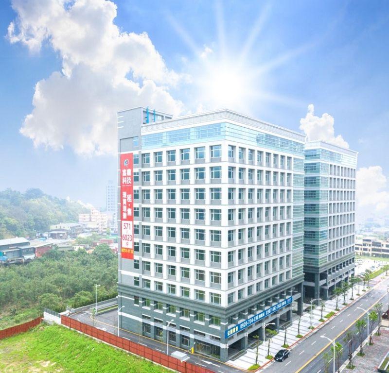 ▲位於汐止的「富鼎科技大樓」將於5月25日開標,標售底價13億元。(圖/NOWnews資料照片)