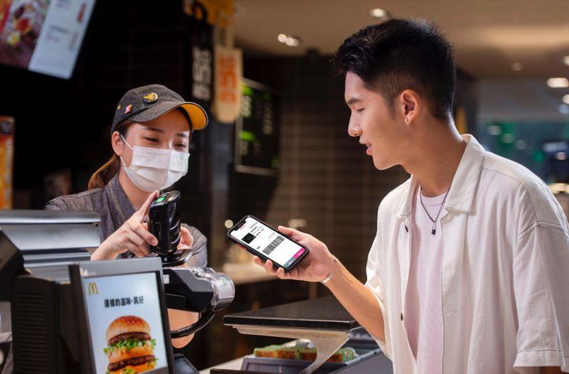 ▲年輕世代是速食店麥當勞的重點客群。(圖/品牌提供)