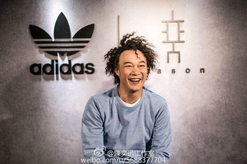 ▲▼彭于晏(上圖)、陳奕迅宣布和Adidas解約。(圖/彭于晏、陳奕迅工作室)