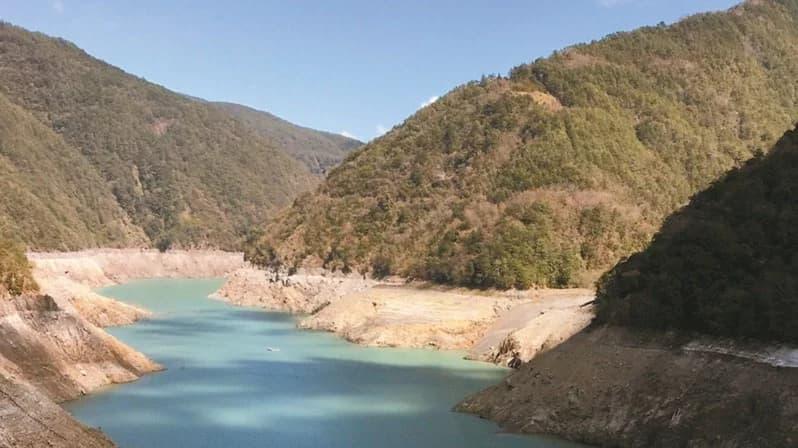 境內5座水庫竟成首批限水縣市 苗栗縣無奈施行抗旱措施