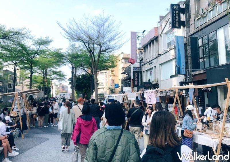 ▲春暖花開市集預計將在三月底至四月周末於台北中山站登場。(圖|春暖花開市集/Taipei