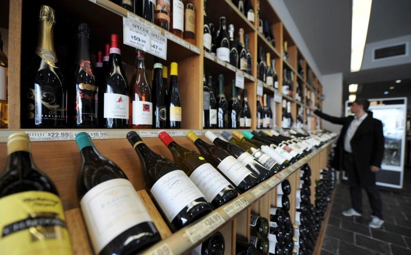 ▲澳洲政府宣布,將正式就中國對澳洲進口葡萄酒課徵反傾銷稅一事向世界貿易組織(WTO)申訴。資料照。(圖/美聯社/達志影像)