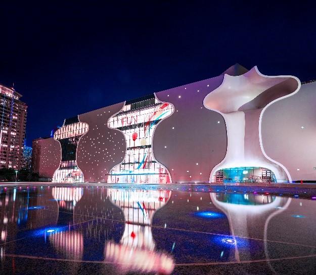 ▲國家歌劇院(圖/觀旅局提供2021.3.27)