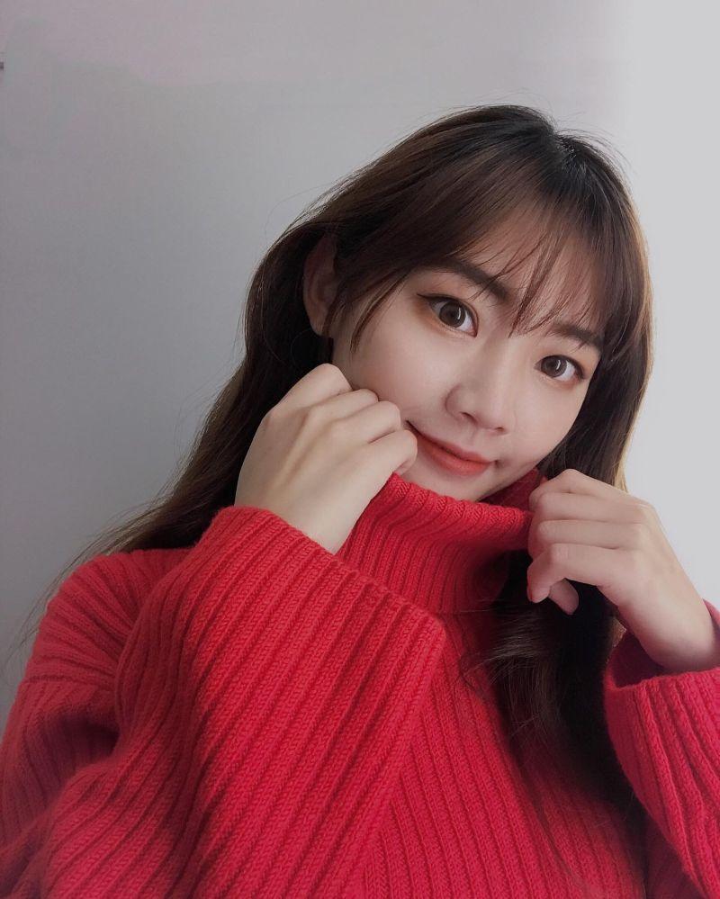 ▲小映是「小龍女」啦啦隊女孩的一員。(圖/翻攝自廖小映臉書)