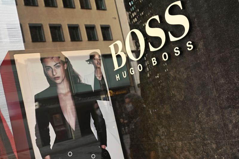 ▲新疆棉花風暴延燒,越來越多品牌牽涉其中,包含德國Hugo Boss。(圖/美聯社/達志影像)