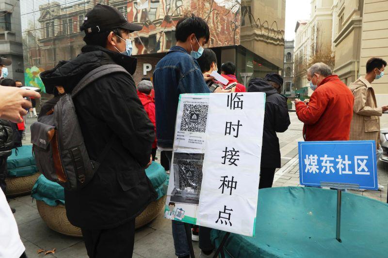 中國加快疫苗接種 美媒:分配不均問題漸顯露