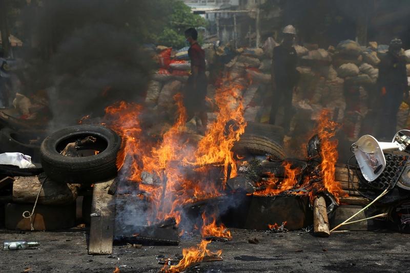 緬甸軍殘忍鎮暴!又傳孩童被殺、中年男遭丟火堆活活燒死