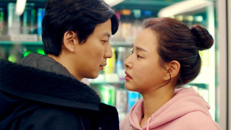 ▲劇中,金南佶(左)與李荷妮聯手。(圖/東森戲劇)