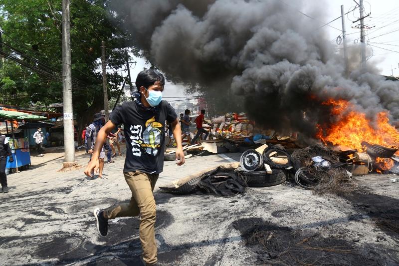 緬甸軍事鎮壓未歇 網友起底軍人親屬個資