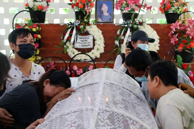 痛斥<b>軍方</b>血腥屠殺!美國貿易代表:暫停與緬甸所有貿易
