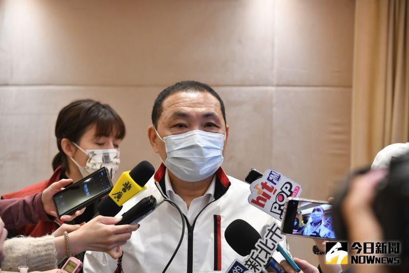 帛琉總統訪台 侯友宜:樂見跟中華民國友善國家正常交流