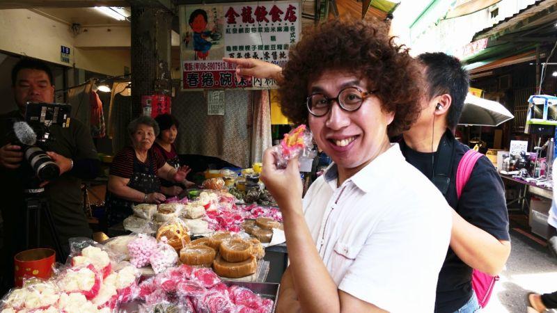 ▲《我又在市場待了一整天》到台南新化市場取景。(圖/公視提供)