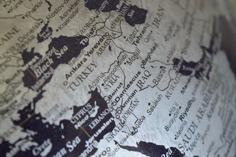 ▲近來國際局勢變化詭譎,也許預告著更大的變動近在眼前。(示意圖/取自Pixabay)