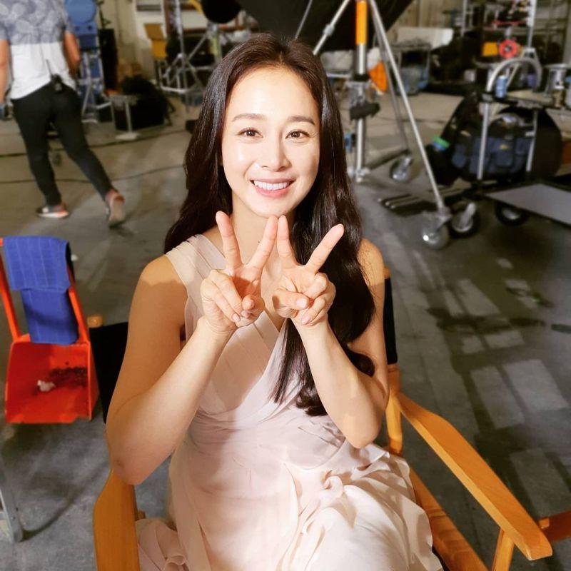 ▲金泰希有「南韓第一天然美女」封號。(圖/金泰希IG)