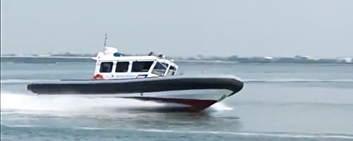 內幕/外交部贈帛琉「迅猛小金剛」船艇 助強化海巡能力