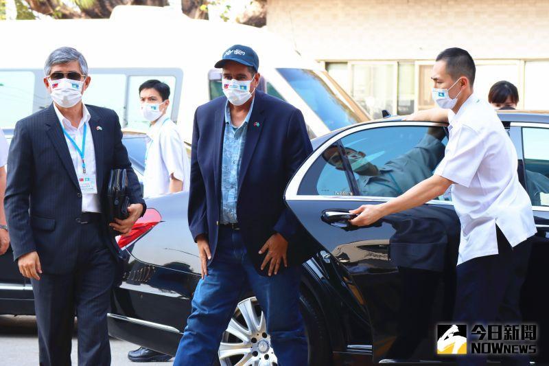 帛琉總統惠恕仁