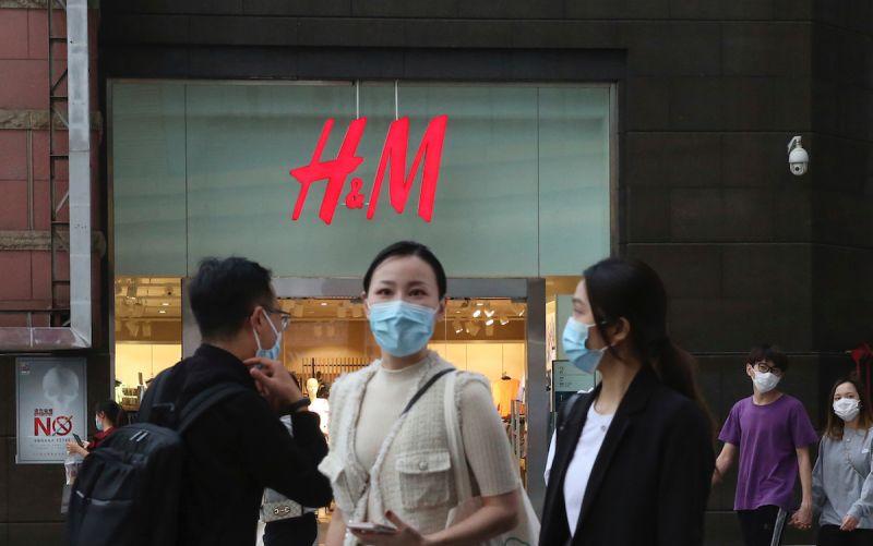 台籍員工被指嘲諷抵制H&M 中國華安基金火速開除