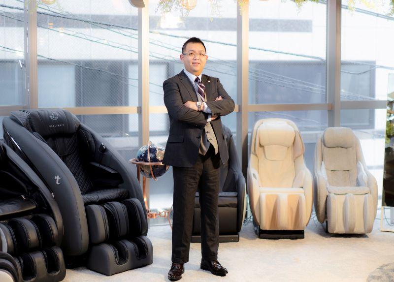 ▲Tokuyo在台灣已是知名按摩椅品牌,而按摩椅是60年前在日本發明的,因此公司進軍日本,對於企業發展來說,是一個極為重要的里程碑。(圖/資料照片)