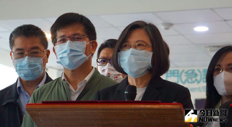 影/台鐵太魯閣事故釀50死 蔡英文指示全力救治傷者