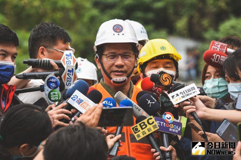 強化公司治理 林佳龍:台鐵目前沒有要民營化