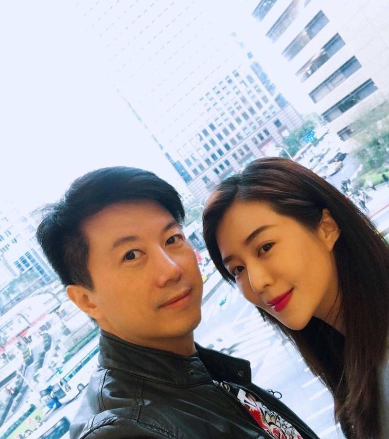 ▲吳皓昇(左)、文汶捐1個月薪資。(圖/翻攝吳皓昇臉書)