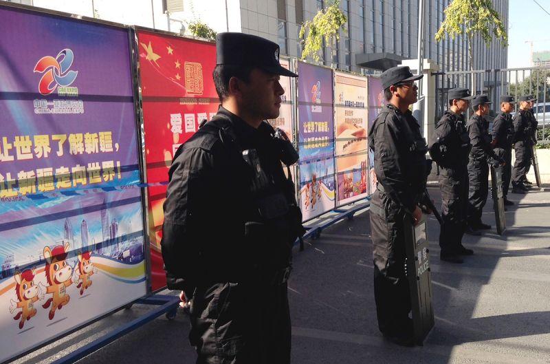 美國稱新疆如「露天監獄」 譴責中國迫害宗教自由