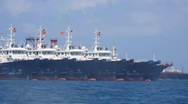 ▲中國「海上交通安全法」上路,要求核動力船舶等5類外國船艦進入領海向中方報告。美國國務院表示,各國應遵循全球通用規則,美方會持續對抗中國非法過度海權主張。示意圖。(圖/美聯社/達志影像)
