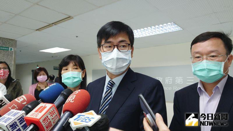林佳龍先搶救後請辭 陳其邁:肯定他負責任的態度