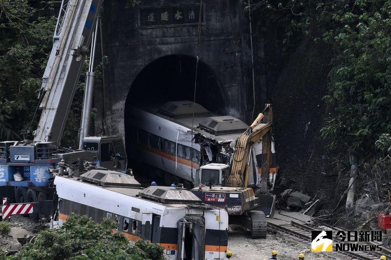 太魯閣號列車出軌4國軍罹難 國防部:將提供喪葬協助