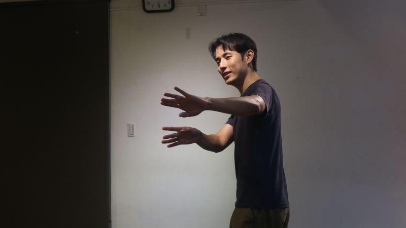 ▲徐鈞浩重返《植劇場2》上課。(圖/拙八郎提供)