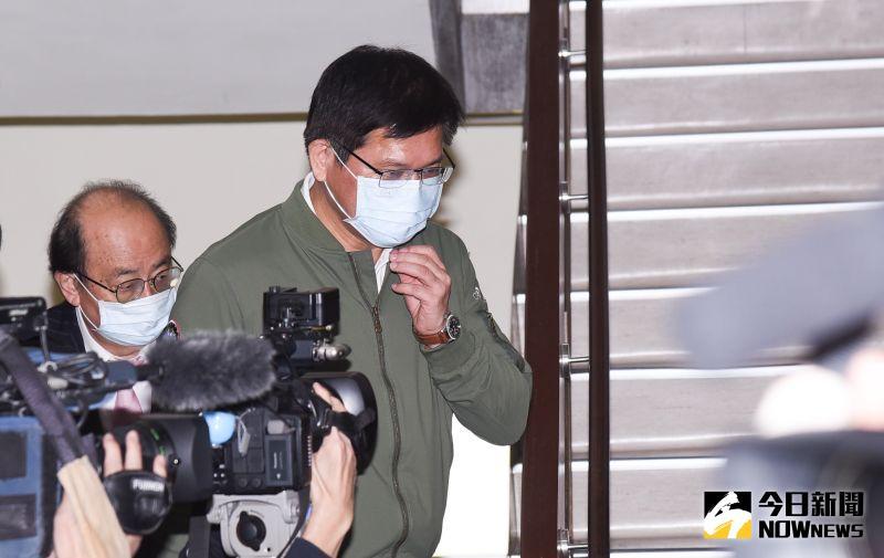 太魯閣出軌意外後首赴立院 林佳龍二度致歉重申:承擔一切責任