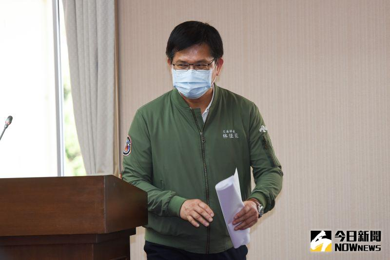 林佳龍。(圖/記者陳明安攝,2021.04.07)