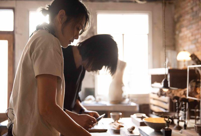 五月天瑪莎、劉若英一起探訪台南。(圖/相信音樂提供)
