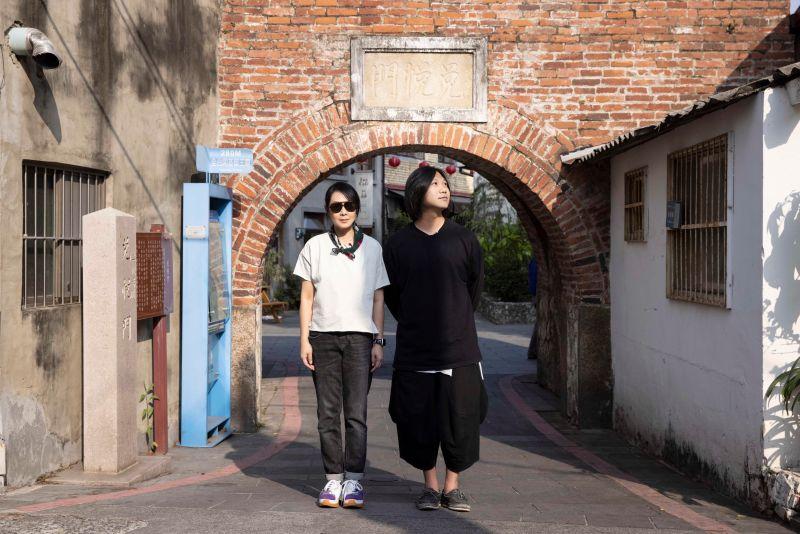 ▲五月天瑪莎、劉若英一起探訪台南。(圖/相信音樂提供)
