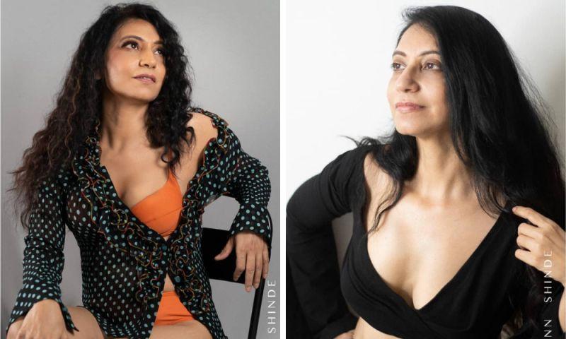 印度內衣模特兒吉塔