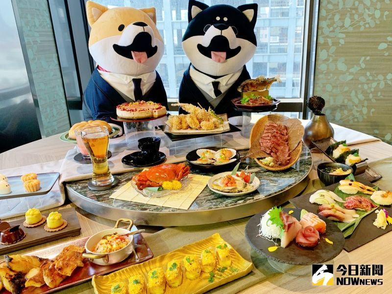 ▲「旭集」以日本料理為主軸,集合呈現日本料理最完整的美食體驗。(圖/記者陳美嘉攝)