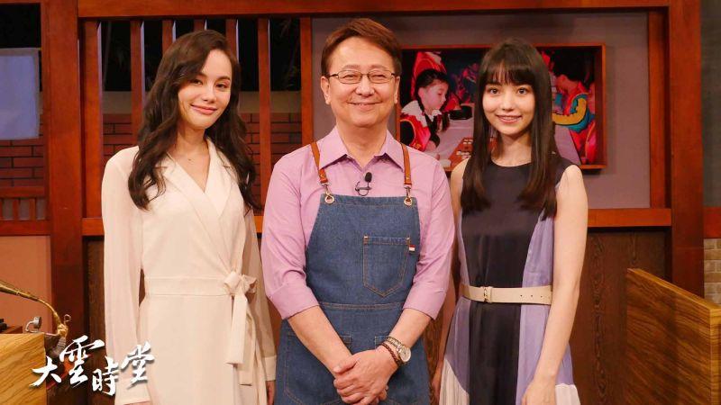 ▲黑嘉嘉(右)親姊黑萱萱(左)顏值超高。(圖/MOMOTV大雲時堂提供)