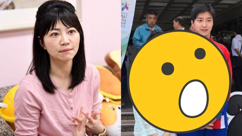 「依偎江宏傑」舊照曝光 高嘉瑜反應超驚訝