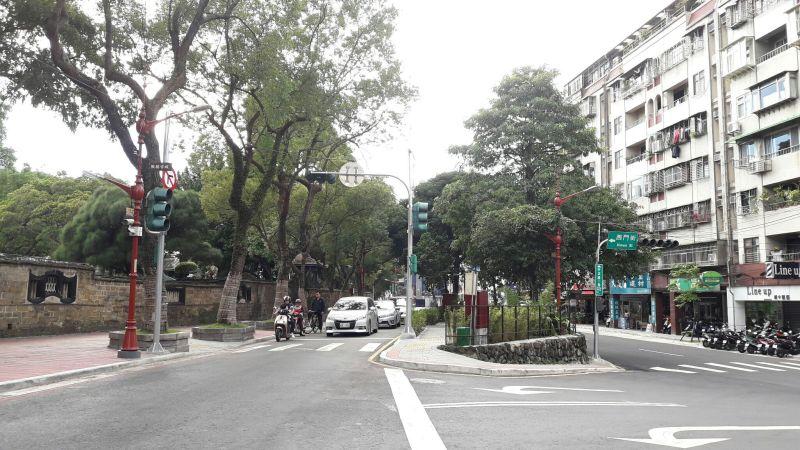 ▲府中雙城計畫將改變鄰近林家花園周邊的市容。(圖/NOWnews資料照片)