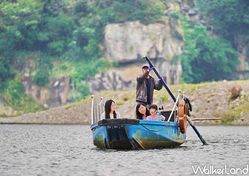 ▲人力擺渡船。(圖/Taipei