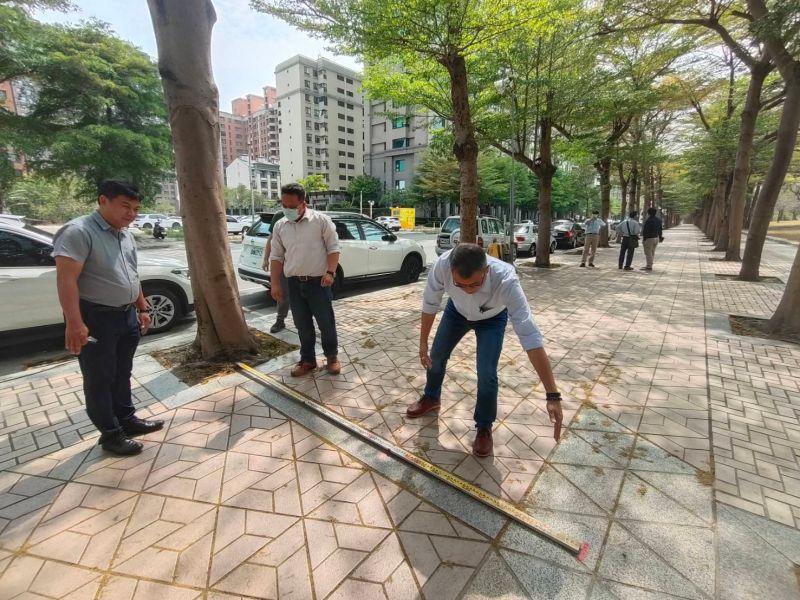 ▲捷運局表示將盡最大的努力進行樹木保護措施。(圖/高市府捷運局提供)