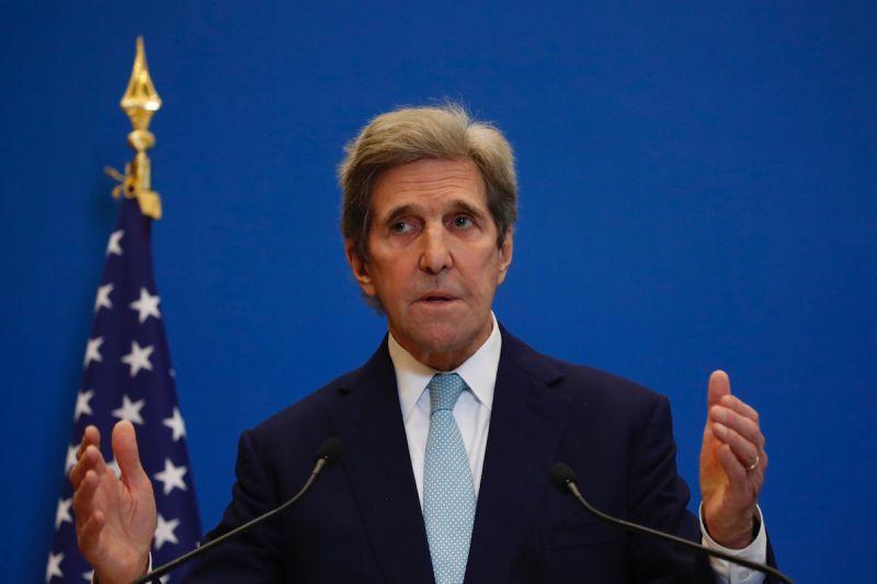 美國氣候變遷特使氣候特使凱瑞(John F. Kerry)