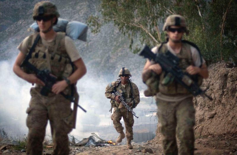 拜登將宣布911前撤軍阿富汗 終結美史最長戰爭