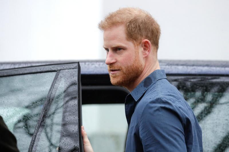 ▲有英國媒體引述消息來源透露,哈利王子已經飛抵英國,準備參加祖父菲立普親王的葬禮。資料照。(圖/美聯社/達志影像)