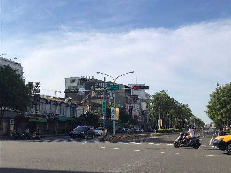 ▲台南健康路上將有一座新公園,對周邊住宅有加分效果。(圖/NOWnews資料照片)