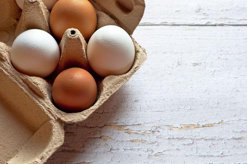 ▲雞蛋「紅殼vs白殼」哪個好?農委會解答了。(示意圖/翻攝自pixabay)