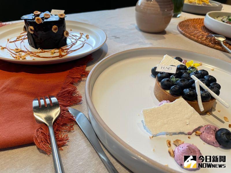 ▲新店面也設計了三款獨家餐點與兩款甜點,更打造品牌拍照濾鏡,預計在社群上再掀話題。