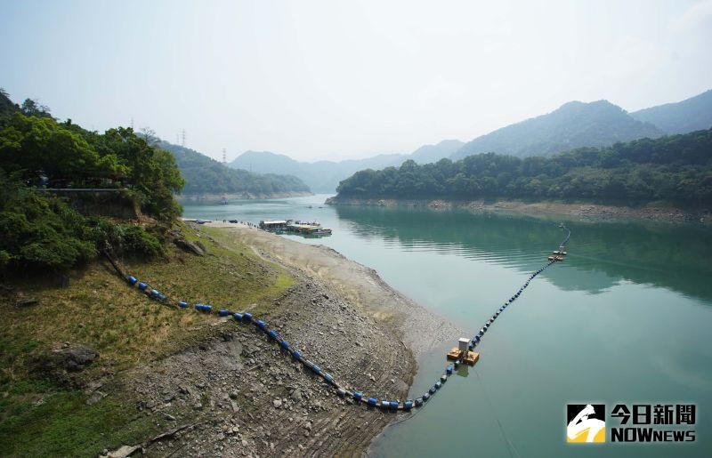 國軍淨水設備進駐 淨化埤塘水源供水抗旱